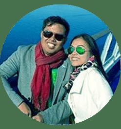 herry susanto dengan motivasi adalah keluarga berkat bergabung k-link indonesia bisa membangun mimpi