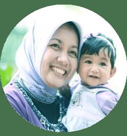 triana k - mitra sukses k-link indonesia